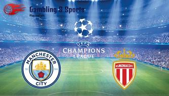 Manchester City - Monaco 21.02.2017. Champions League betting tips.