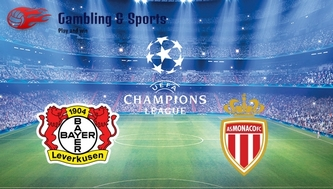 BAYER - MONACO 07.12. 2016. Champions League betting tips.