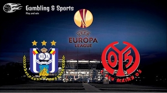 """ANDERLECHT"" – "" MAINZ"" 03.11.2016. Europa League betting tips."